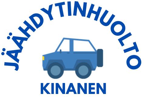 Jäähdytinhuoltokinanen logo